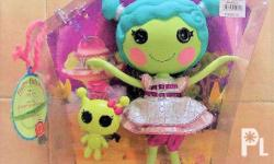 Brand: Lalaloopsy Classification: Brand New, Unopened