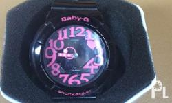 Baby G-shock Neon Authentic watch With box Rush sale