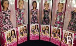 Brand new Authentic Barbie doll Mall Price: P400