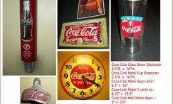 Deskripsiyon One (1) lot of authentic Coca-Cola