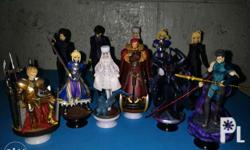 authentic one piece (MIB) fate/zero sc and wcf for