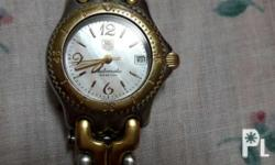 Authentic Tag heuer Ladies Automatic watch. for