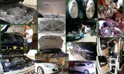 WE OFFER FULL AUTO DETAILING WITH COMPLETE CAR WASH