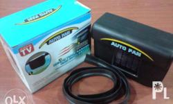 AUTO FAN Solar Powered Ventilation System Features :