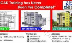 Deskripsiyon Courses offered: Computer Aided Drafting