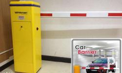 WHITMAN WD-158 PLUS AUTOMATIC CAR BARRIER All steel