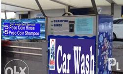 Automatic Car wash,coin operated carwash,coin operated
