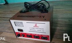 automatic voltage regulator 1,000w Model AVR-10 brand