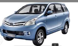 Looking for Toyota Avanza 2013 up model