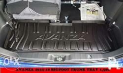 2012-18 avanza trunk tray Perfect fit Rubber plastic