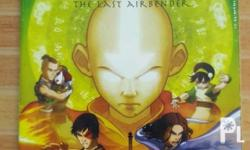 Avatar The Last Air Bender Book 2 or 3 DVD Brand New
