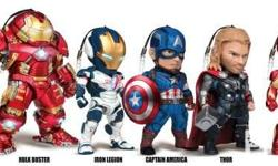Avengers Age Of Ultron Pluggies -Includes Captain
