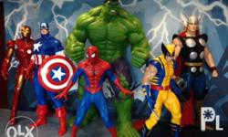 avengers life-size statues for sale Php. 300,000 for