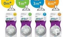 Avent - Avent Natural Teats