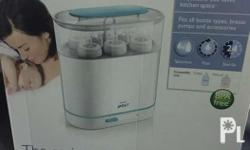 Avent 3in1 Electric Sterilizer Freebies: Avent Sippy