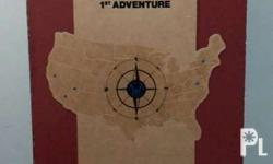 For sale: B.A.P 1st Adventure 10,000 Miles in AMERICA