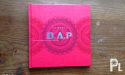 SIGNED B.A.P No Mercy Album Signed by all 6 members!
