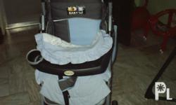 almost new baby 1st stroller with foam text me for