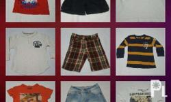 For TAKE ALL Boy Clothes Pre-loved of my son (not from