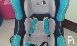 Used baby/infant car seat up to 15 kilos. In perfect