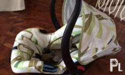 Good Baby Car seat Good as new Can carry babies up to