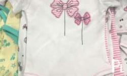 by set brandnew baby clothes ages 3,6,9,12 and 18