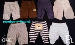 Baby clothes for boy newborn-3mons All items from u.s