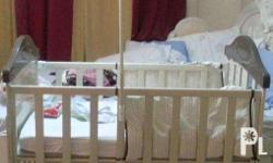 Baby Crib Aprova with extra baby matress Good Condition