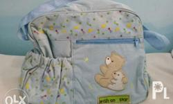 Baby Diaper Bag In good condition Spacious inside Sf