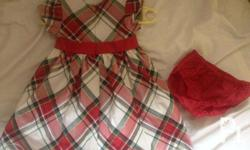 Red plaid dress- 450 Pm me for Details [6315195]