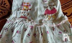 Baby girl dress (0-3 months) Pre-loved baby clothes