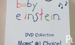 Baby Einstein 26 DVD's Sealed and Brand new Number one