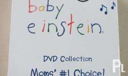 BABY EINSTEIN 26 DVDS COLLECTION NEW RELEASED The top