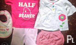 Take all branded baby clothes like new condition