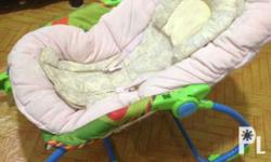 For sale preloved baby rocker and baby walker for 2,500