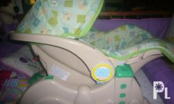 Deskripsiyon BRAND NEW:BABY 1ST 3 IN BABY SEAT AND