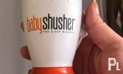 Baby Shusher. No Box. with battery plus shipping. Last