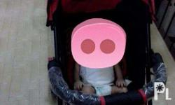Selling my baby's pre-loved stroller RFS: bawas gamit