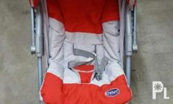 Infant car seat and stroller. In good condition.Only