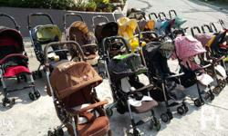 Have strollers from 1k-4k...text viber me which brand