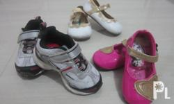 Buy all 3 for only PHp 500.- !!!! RubberShoes Brand: