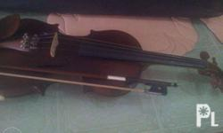 Bachendorff Violint, size: 4/4, with FREE shoulder