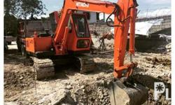 Backhoe Excavator and Bulldozer for Rent - Alabang, Las