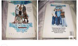 Selling my BSB books: Backstreet boys Confidential by