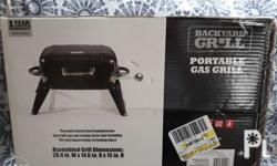 Sealed Gas Griller from Canada Details in the pics