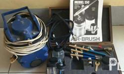 FOR SALE: -Branded Multi-Purpose AirBrush Kit made in