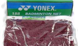 - Badminton Net International Standards - Good