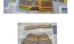 For boys kids Short - 19.5 inches long Blouse - 15.5