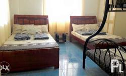 2bedroom apartment fullyfurnish near sm Baguio,