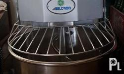 Package (commercial oven, 2 estante and 8kg capacity
